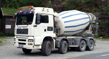 Betongtransport Betongpumping Bergen